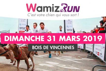 I-DOG partenaire officiel de la Wamiz Run